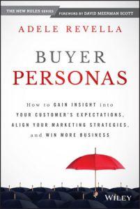 buyer personas bookcover